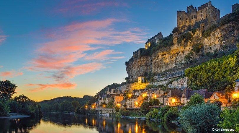France - Sud Ouest - Road Trip en Camping-Car Profilé : La Dordogne