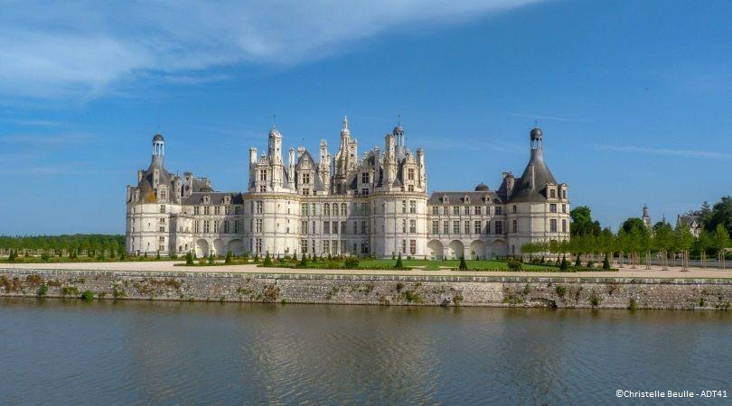 France - Poitou Centre Loire - Zoo de Beauval - Road Trip en Camping-Car Intégral : Les Châteaux de la Loire