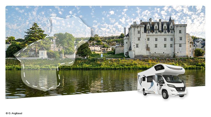Road Trip en Camping-car Capucine : Evasion en Anjou - 1