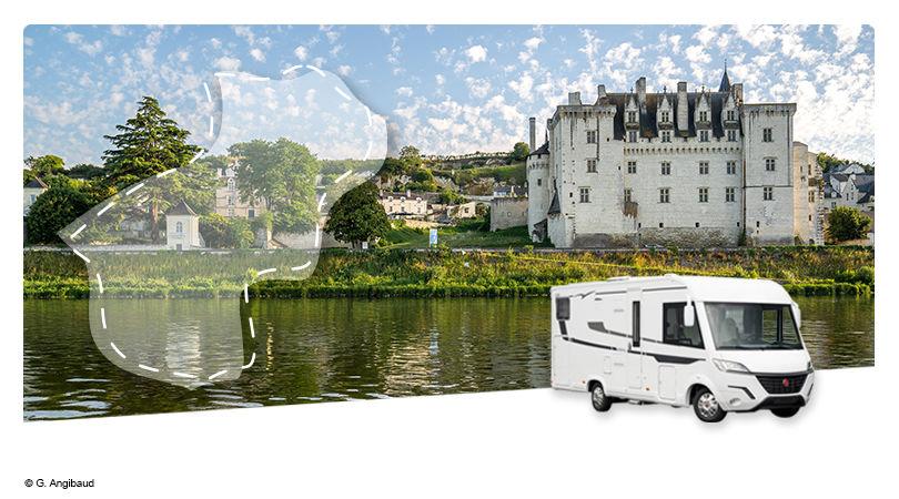 Road Trip en Camping-car Intégral : Evasion en Anjou - 1
