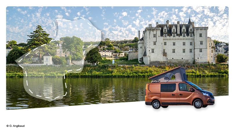 Road Trip en Van Aménagé : Evasion en Anjou - 1
