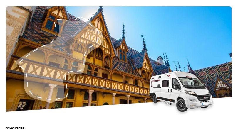 France - Bourgogne Franche Comté - Roadtrip en Fourgon Aménagé : Escapade en Côte d'Or