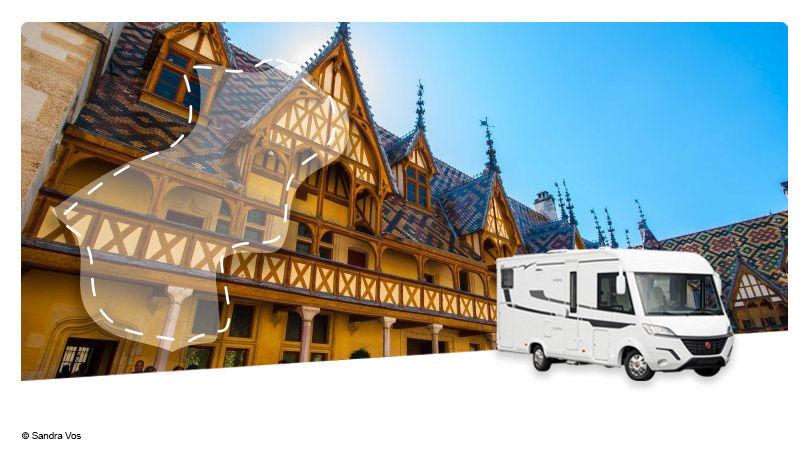 Road Trip en Camping-Car Intégral : La Côte d'Or - 1