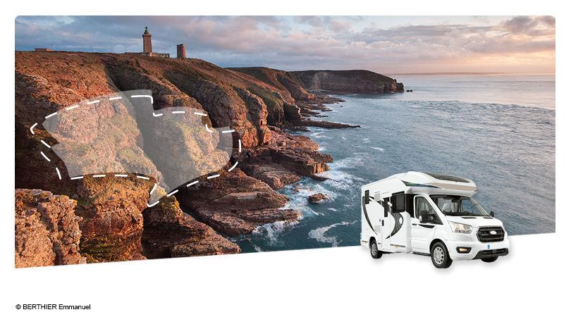 Road Trip en Camping-Car Profilé : La Bretagne, de Paimpol au Mont Saint-Michel - 1