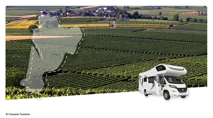 Road Trip en Camping-car Capucine : Au pays du Cognac - 1