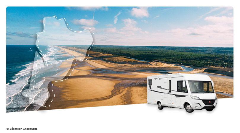 Road Trip en Camping-Car Intégral : Les Landes - 1