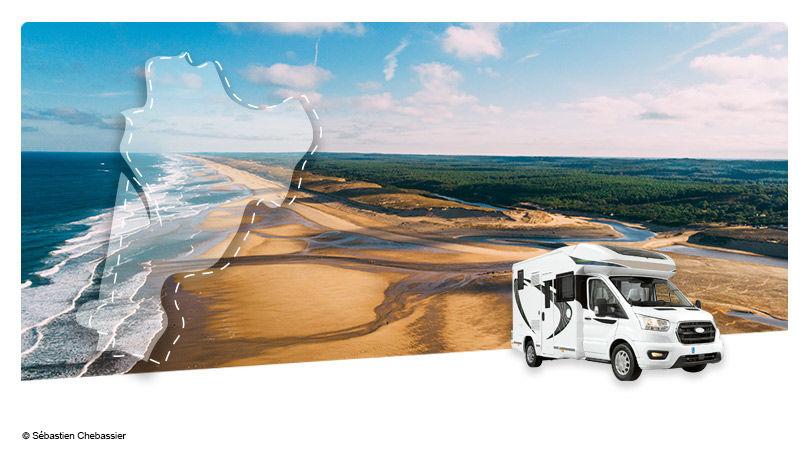 Road Trip en Camping-Car Profilé : Les Landes - 1