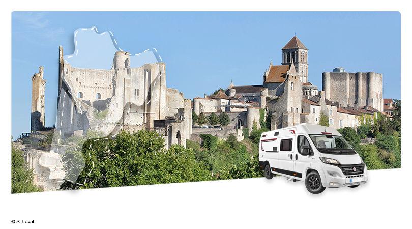 Road Trip en Fourgon Aménagé : La Vienne - Au Pays du Futuroscope - 1