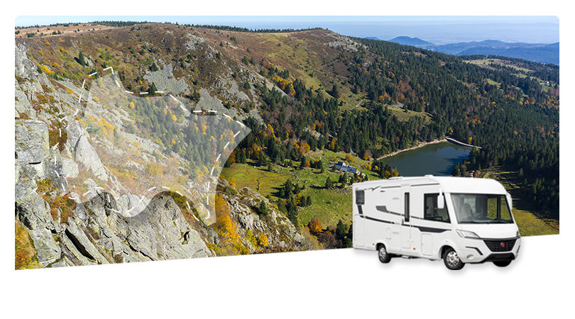 Road Trip en Camping-Car Intégral : En traversant les Vosges - 1