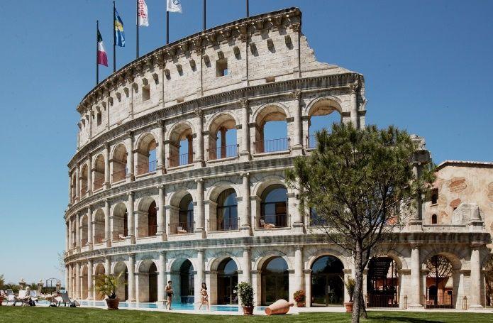 Europa-Park - Hôtel Colosseo 4*sup avec accès au parc