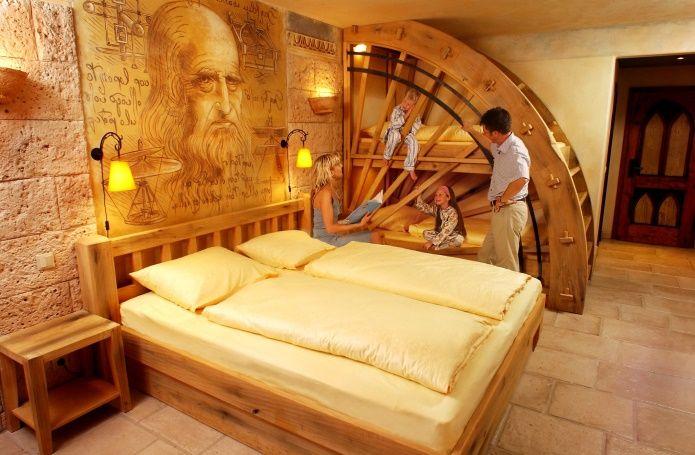 Allemagne - Europa Park - Allemagne - Europa-Park - Hôtel Colosseo 4*sup avec accès 3 jours au parc