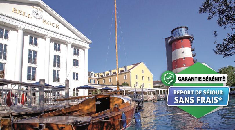 Allemagne - Europa Park - Europa-Park - Hôtel Bell Rock 4*sup avec accès au parc