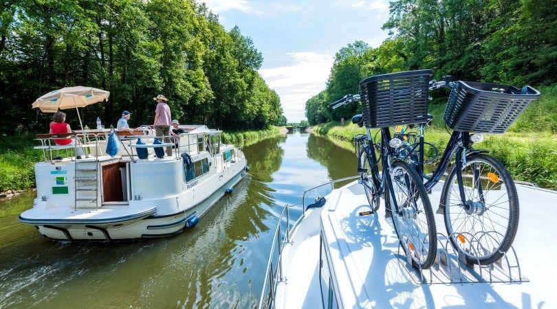 La Saône en bateau sans permis : Balade au rythme de l'eau - 1