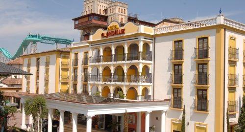 Allemagne - Europa-Park - Hôtel El Andaluz 4* avec accès au parc