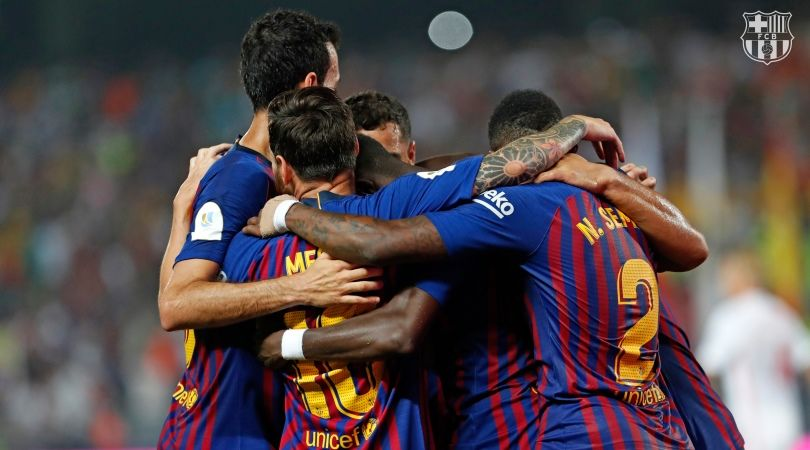 Hôtel Expo 4* avec match à domicile FC Barcelona