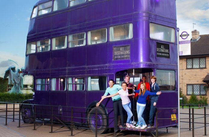 Grande-Bretagne - Londres - The Making of Harry Potter - Royaume Uni - Hôtel President 3* avec visite des Studios Harry Potter (avec A/R en bus depuis Londres)