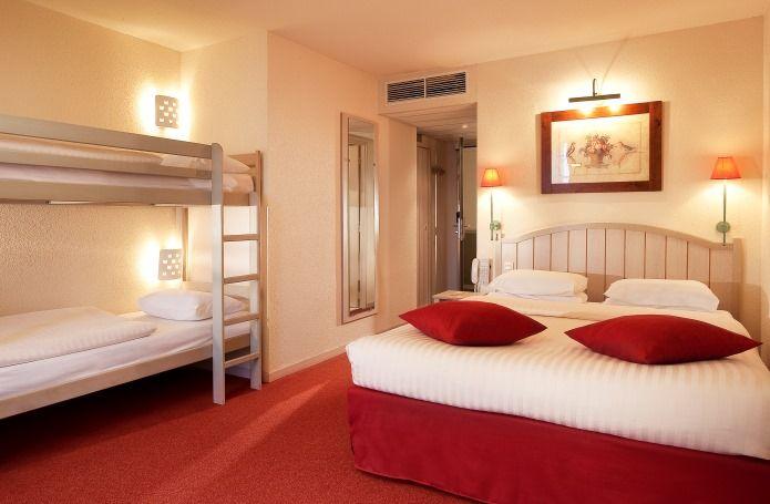 Hotel kyriad 3 avec 2 jours d 39 acces aux parcs disneyland for Prix chambre kyriad