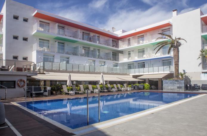 Espagne - Sitges - Séjour à l'Hôtel Ibersol Antemare 4* avec réveillon de la Saint Sylvestre, Sitges