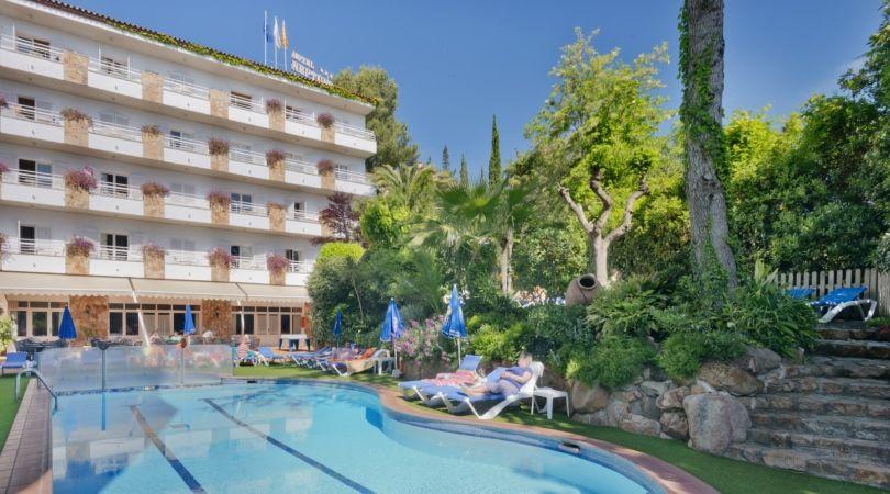Espagne - Tossa de Mar - Séjour à l'hôtel GHT Neptuno 3*