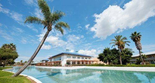 PortAventura World - Hôtel Caribe 4* avec accès illimité à PortAventura Park et une entrée à Ferrari Land