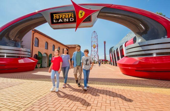 Espagne - Costa Dorada - Port Aventura Park - PortAventura World - Hôtel Colorado Creek 4* avec accès illimité à PortAventura Park et une entrée à Ferrari Land