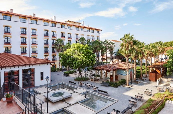 Espagne - Costa Dorada - Port Aventura Park - Espagne - PortAventura - Hôtel El Paso 4* avec accès illimité à PortAventura Park et une entrée à Ferrari Land