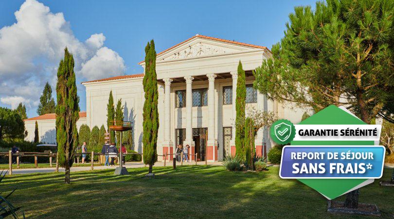 Puy du Fou - Hôtel La Villa Gallo-Romaine avec accès au parc