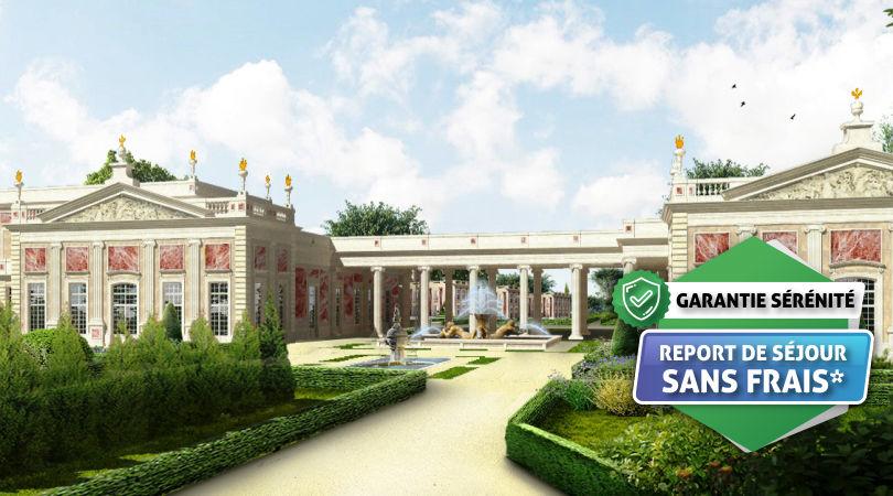 Puy du Fou - Hôtel Le Grand Siècle avec accès au parc