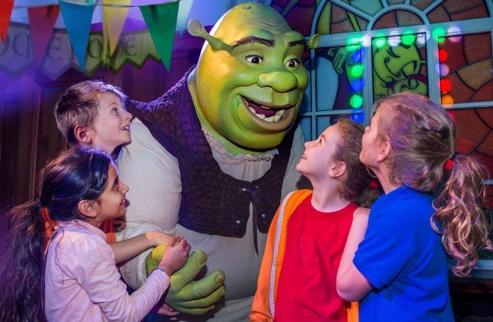Grande-Bretagne - Londres - Shrek's Adventure! London - Royaume Uni - Hôtel Royal National 3* + entrée à Shrek's Adventure! London