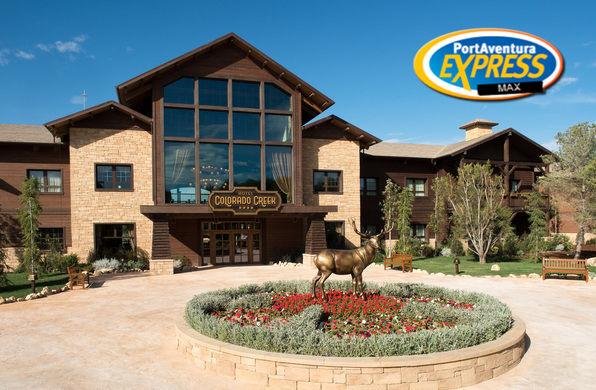PortAventura Hôtel Colorado Creek 4* avec accès illimité à PortAventura Park et une entrée à Ferrari Land
