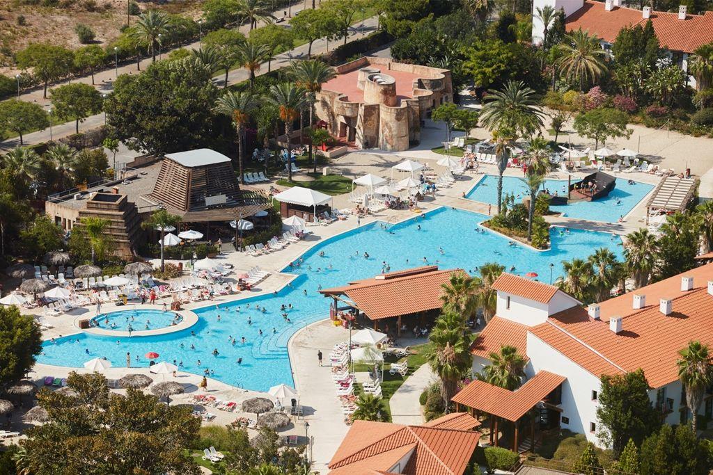 PortAventura Hôtel El Paso 4* avec accès illimité à PortAventura Park et une entrée à Ferrari Land