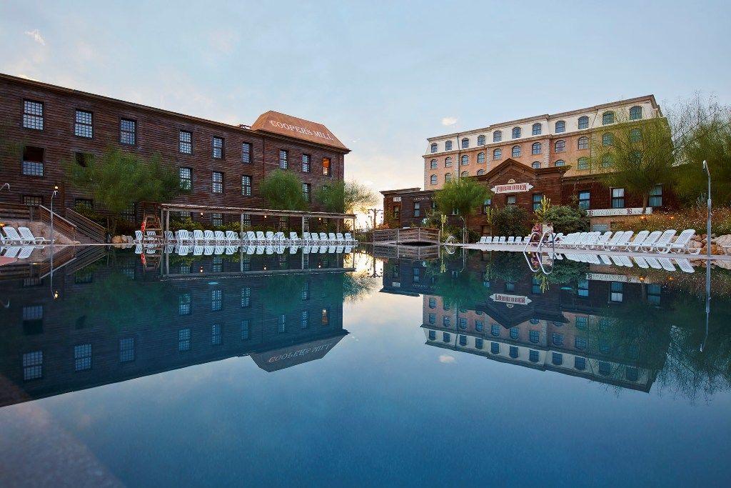 PortAventura Hôtel Gold River 4* avec accès illimité à PortAventura Park et une entrée à Ferrari Land