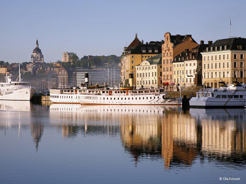 Séjour Suède - Balade Suédoise