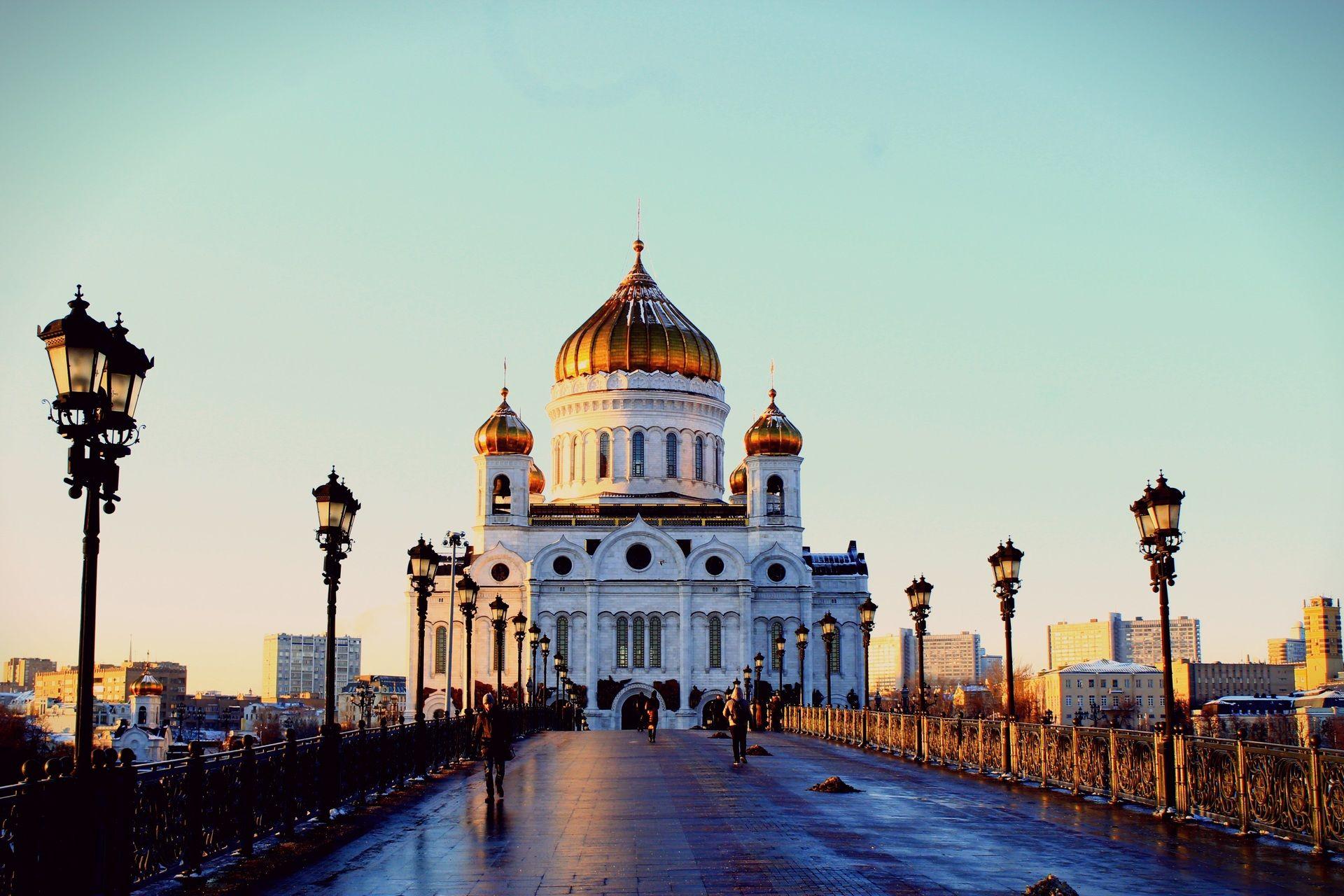 Escapade Hivernale à Moscou