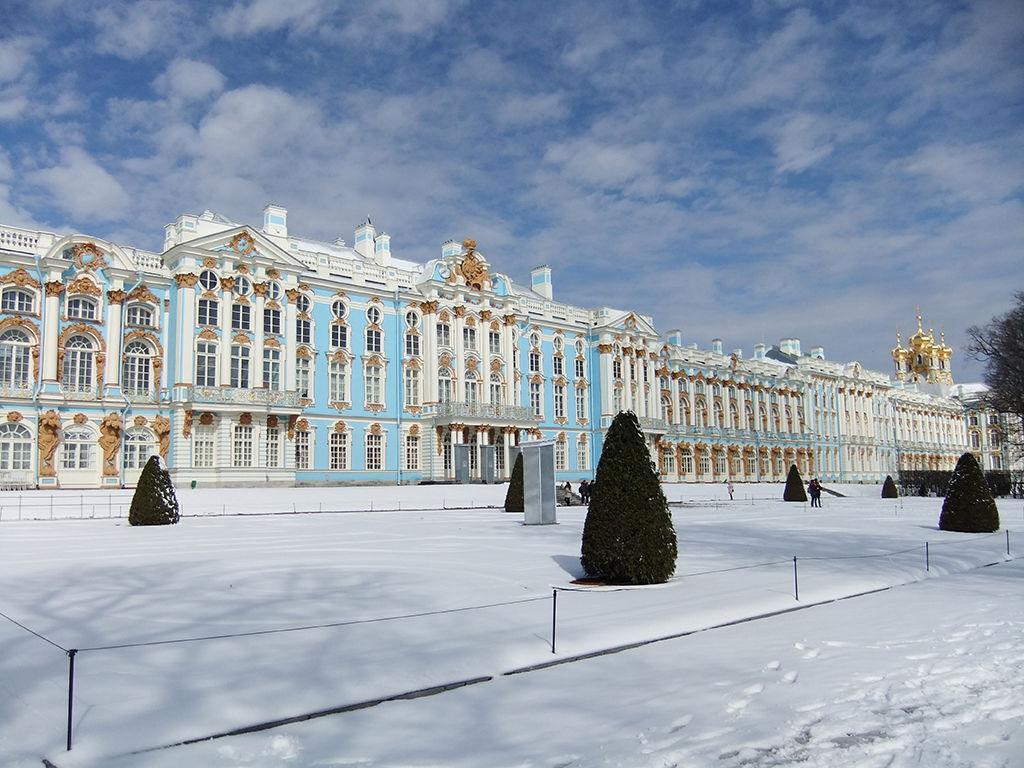 Hiver Magique de Moscou à St-Pétersbourg