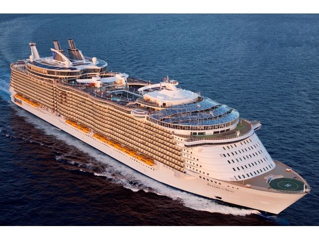 crucero-Allure of the Seas : Caribe 7 noches (Clase Oasis)