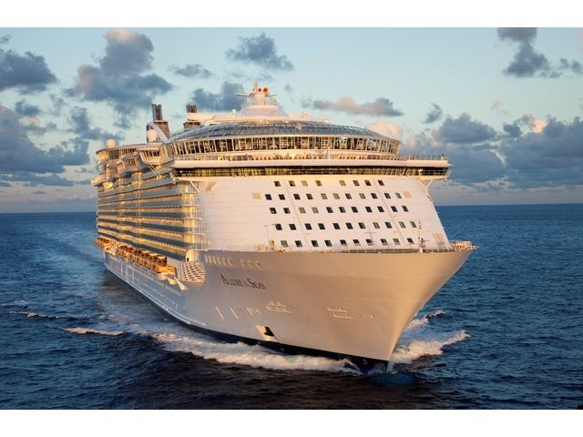 crucero-Allure of the Seas : Crucero de 6 noches por el Caribe Occidental (Clase Oasis)