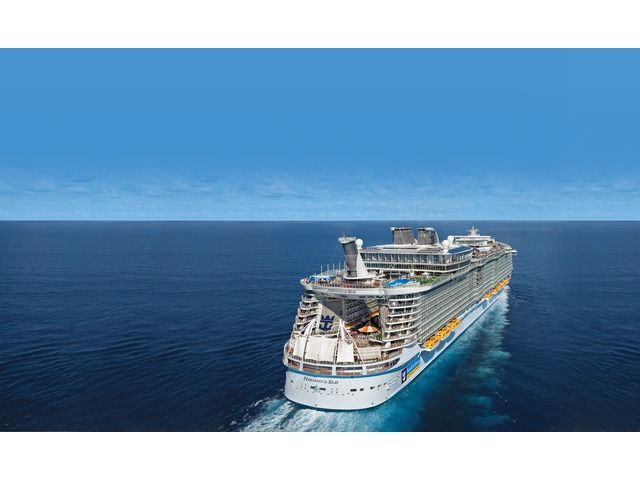 crucero-Harmony Of The Seas : Crucero de 7 noches por el Caribe (Clase Oasis)