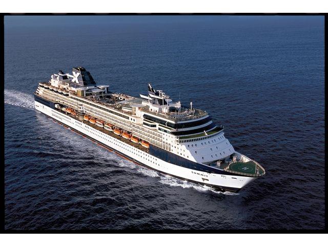 crucero-Celebrity Summit : Caribe (Crucero de 7 noches/Clase Solstice)