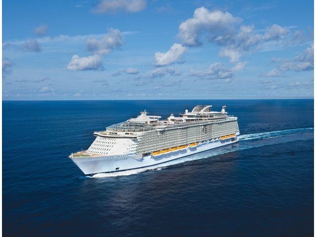 crucero-Oasis Of The Seas : Crucero de 7 noches por el Caribe Oriental (Clase Oasis)