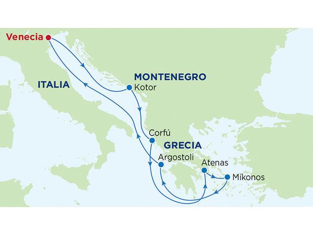 Baleares Francia Italia