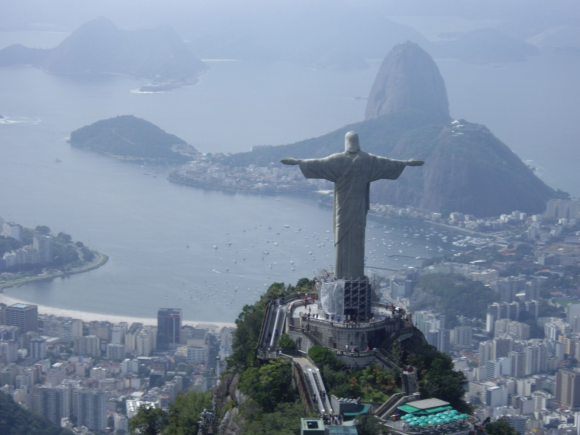Les incontournables du Brésil, 10 jours / 07 nuits, limité à 20 participants par départ - voyage  - sejour