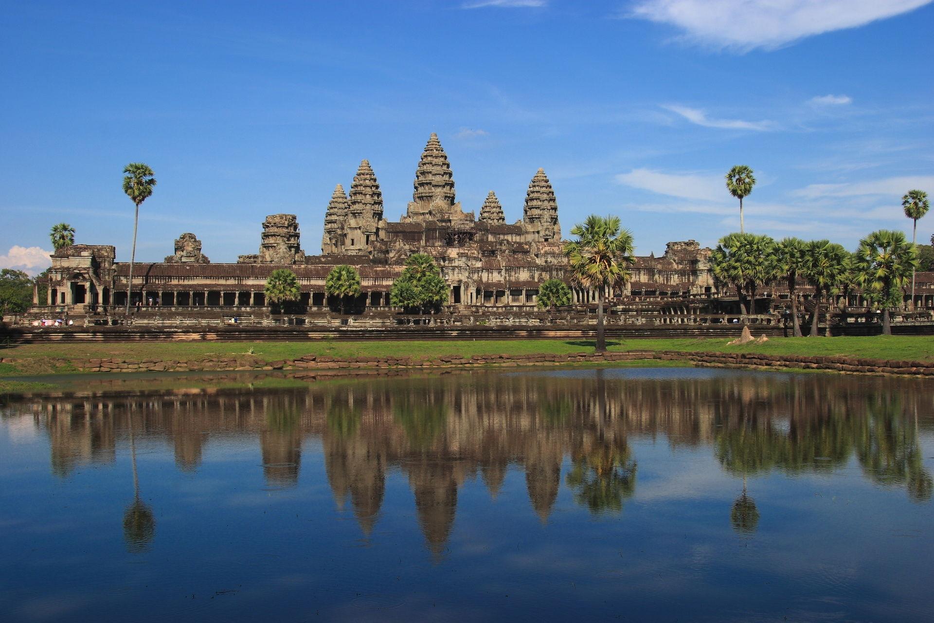 Incontournables du Cambodge / Thaïlande, Max 32 pers - voyage  - sejour