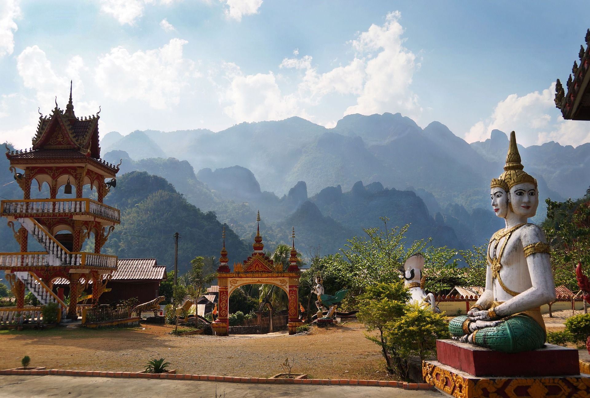 Les Incontournables du Laos Cambodge 15 jours / 12 nuits, Départs garantis de 2 à 16 participants