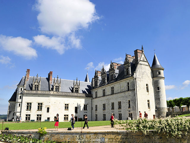 Séjour Centre - VVF Les Châteaux de la Loire - Amboise - Touraine