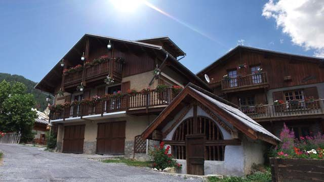 France - Alpes - Ceillac en Queyras - VVF Villages Les Alpages du Queyras