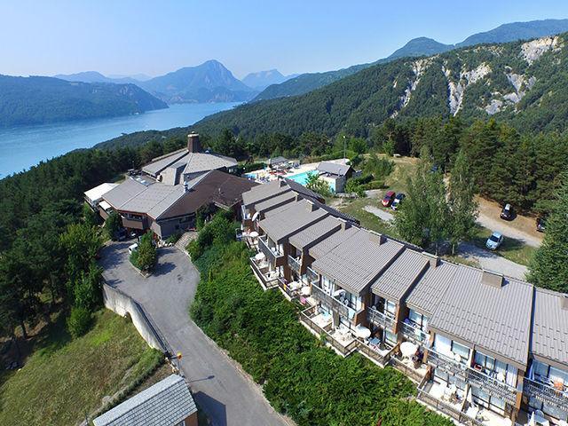Séjour France - VVF Le Lac de Serre-Ponçon - Chorges - Hautes-Alpes