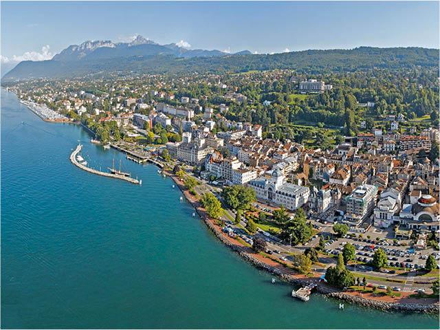 Séjour Rhône-Alpes - VVF Les Rives du Léman - Evian-les-Bains - Haute-Savoie - Alpes du Nord