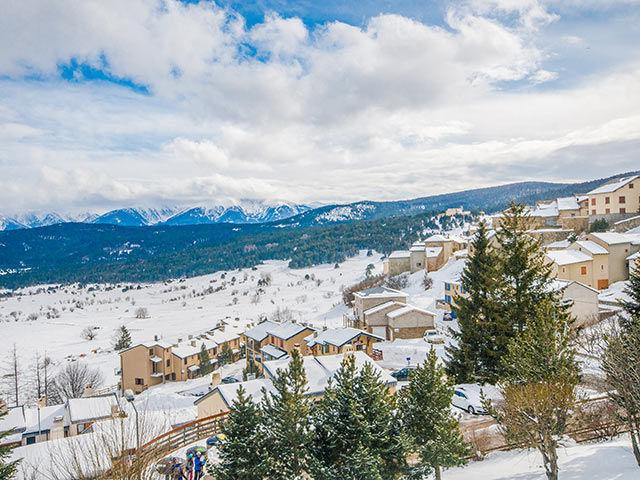 Séjour Ski Pyrénées - VVF Les Terrasses du Soleil - Les Angles - Hautes-Pyrénées