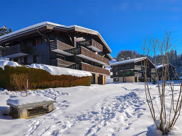 Séjour Ski Alpes - VVF La Belle aux Bois - Megève - Alpes